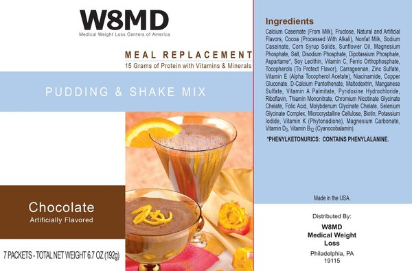 W8MD VLCD very low calorie diet for fast weight loss