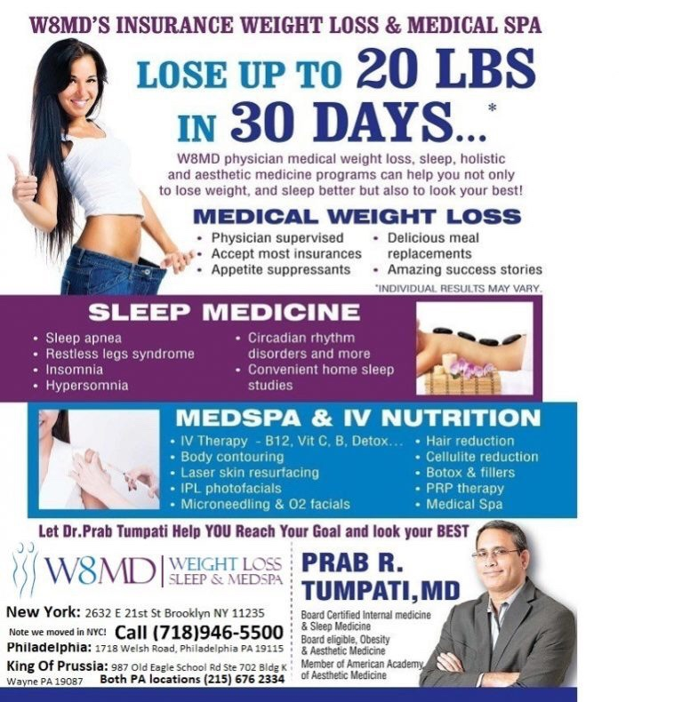 W8MD Weight Loss, Sleep & MedSpa Centers