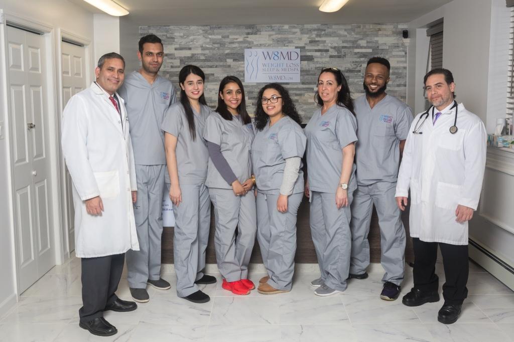 W8MD Weight Loss, Sleep and MedSpa Team